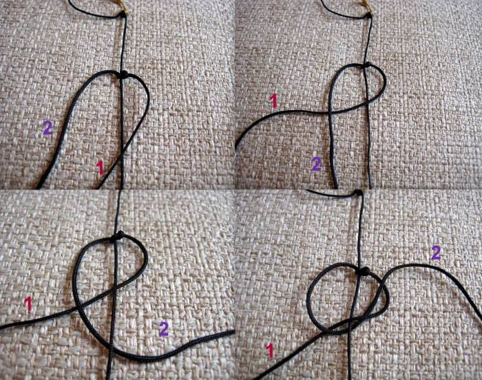 Плетение шамбалы своими